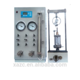 10 KN Strain controlled bench triaxial test apparatus /Mid-pressure Table Triaxial Cell