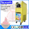 Yellow Frozen Yogurt And Ice Cream Machine For Sale Hot Sale Now