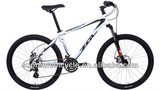 ZGL carbon fiber mountain bicycle/26 inch full carbon fiber bike/21 speed carbon mountain bike