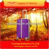 Heys USA Ultra Lightweight Eminent Travel Trolley Hand Pink Suitcase