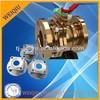 floating ball valve stainless steel ball valve