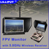Lilliput 5.8G FPV Monitor for aerial photography