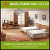 2014 latest furniture bedroom bed for sale XHM-1318