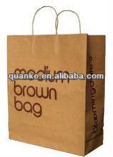hot sale brown paper bag&gift bag