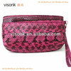 Wholesale New Pattern genuine Leather Women's Long Wallets ladies Fashion Purse Wallet