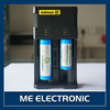 Newest Nitecore i2 charger Intellichage battery charger Multifunctional battery charger Ni-MH/Ni-Cd/aa aaa battery charger