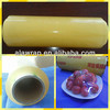 wholesale soft PVC cling film for food wrapping pvc plastic wraps stretch film