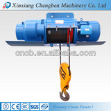 mini electric wire rope hoist with Certifiction of Origin
