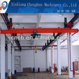 0.5-10 tons single beam overhead underslung crane