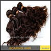 Professional Factory Supply Excellent Quality Wholesale Hair Extension, Brazilian Human Virgin Hair Extension Weaving OEM Accept