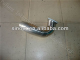 sinotruk howo parts Exhaust pipe WG9719540009