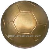 Soccer ball leader