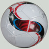 machine stitched PVC mini soccer ball size 3 leader