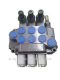 ZT-L12-3OT series hydraulic directional control valve , monoblock valve, multiple direction valve,3 SPOOL