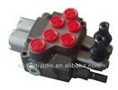 ZT-L12-2OT series hydraulic directional control valve , monoblock valve, multiple direction valve,2 SPOOL