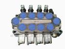 ZT-L20 hydraulic directional control valve , monoblock valve, multiple direction,4SPOOL
