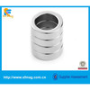 Thin Round Rare Earth Magnet With Hole