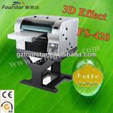 FS-420 3d flatbed printer/Eco-solvent printer/digital printer
