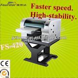 FS-420 digital eco-solvent printer/a2 flatbed printer/a2 digital printer