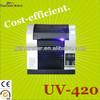 UV -420 UV led printer/UV inkjet printer/UV digital printer