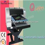 3d t-shirt printer with tshirt flatbed A2 textile printer
