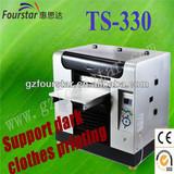 TS-330 A3 clothes fabric printer