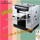 TS-330 A3 digital clothes and t-shirt 3d printer