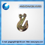 drop forged clevis grab hook