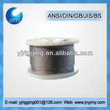 high quality fibre core 6x19+FC6mm steel wire rope