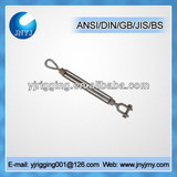hot dip galvanized .U.S type forged turnbuckles with oval eye and jaw