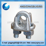 "7/8"" U.S type drop forged wire rope clips"