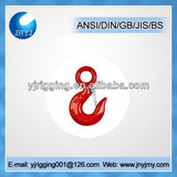 high quality Drop forged U.S type steel hook for chain