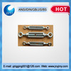 high quality drop forged steel DIN 1480 turnbuckle