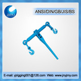 high quality drop forged chain type steel ratchet load binder