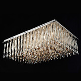 The king of livimg room lamp,high-end luxury twisted art glass accessories ceiling light