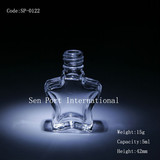 5ml nail polish glass bottle