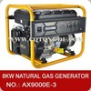 Made in ChongQing Factory price,8KW 380V 16HP 420cc 190F AC 3 phase generator