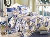 TC04 Eden tencel cotton reactive printed bedding set
