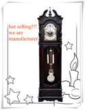 Mechnical floor clock Grandfather clock GF76