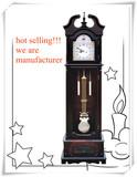 Handmade Antique Real Wooden Grandfather Clocks GF76