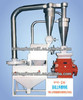 260-320kg/h wheat and maize milling machine