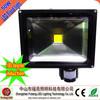 Hot sale good quality 10w 20w 30w 50w human body led sensor floodlight