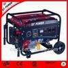 5000W Power Electric Generating Generation Gasoline Small Portable Generator Set