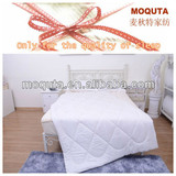 2013 bleached white super quilting soft bed quilt