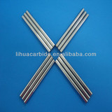 zhuzhou manufacture tungsten carbide finishing carbide rod/carbide tubes