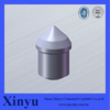 Tungsren carbide auger tips for coal mining and rock drilling