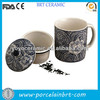 pop wholesale beautiful high quality tea cup for sale