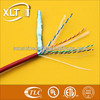 4 pairs 23 AWG FTP CAT 6 Cable