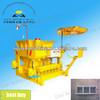 QMY6-25 fly ash hollow block machine