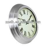 2014 Hot Sell Cheap Metal Clock